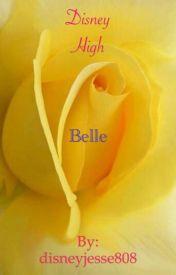 Disney high; Belle by disneyjesse808