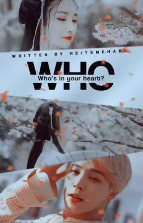 [OG] 谁 WHO | 지민 by heitsmehari
