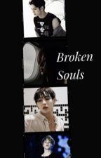 [ HA SUNGWOON ] Broken Souls by dyvalves