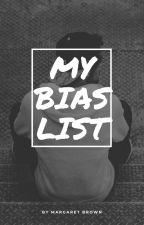 My Bias list 💎 by lilykpopeuse