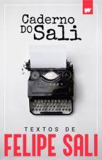 Caderno do Sali by FelipeSali