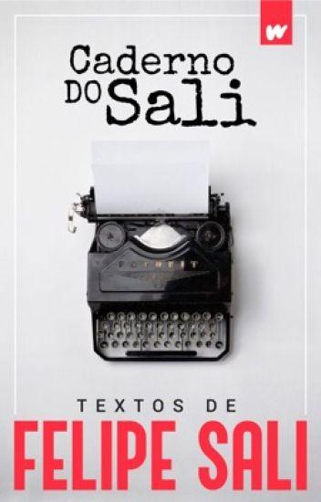 CADERNO DO SALI