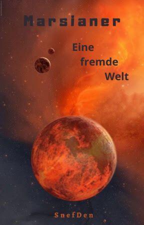 Marsianer - Eine fremde Welt by SnefDen