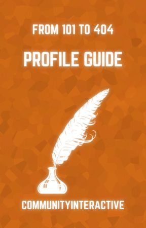 Community Interactive Profile Guide by CommunityInteractive