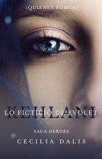 Khelani: Lo ficticio de Evolet by CeciliaDalis