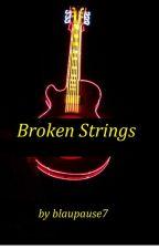 Broken Strings by blaupause7