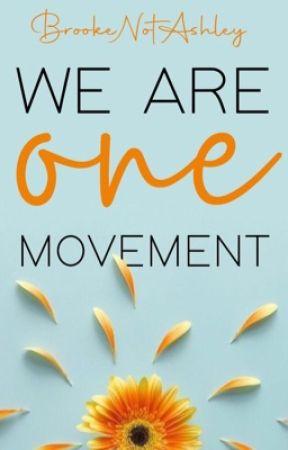 #WeareOne Movement by BrookeNotAshley