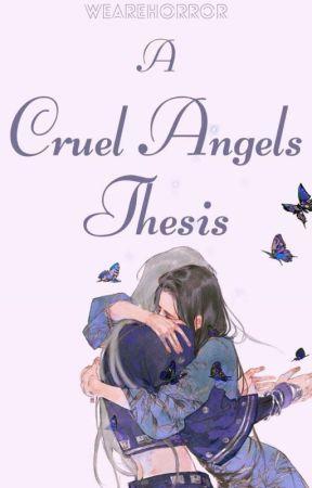 A Cruel Angels Thesis (A Dark Lesbian Romance) by WeAreHorror