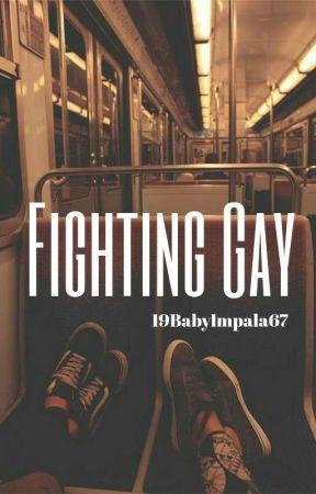 Fighting Gay  by 19BabyImpala67