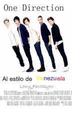 One Direction, al estilo de Venezuela by pxtriastylinson