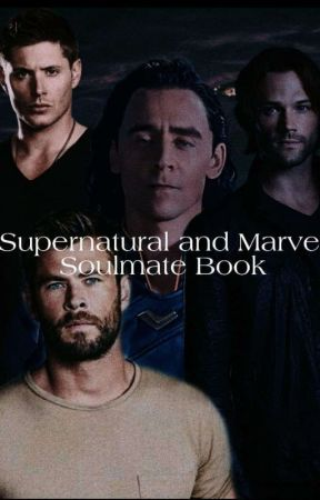 Supernatural and Marvel Soulmate crossover  by The_BatCats