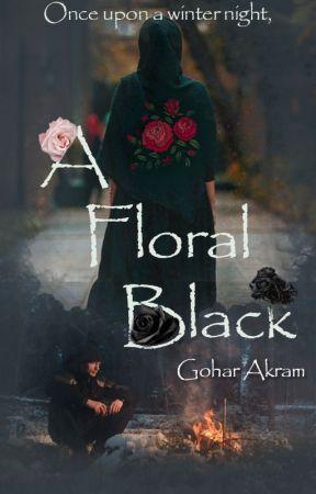 A Floral Black by goharriaz_