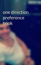 one direction preference book by Liddyhigh1
