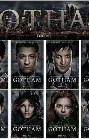Gotham all  stories 1.2.3.4.5💰 by tamarayann97