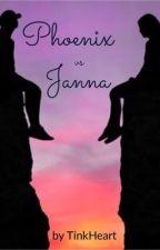 Phoenix vs Janna by Tinkheart
