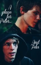 A place for Peter & Felix by poppkayx