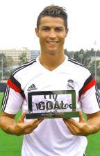 Marry Me (Cristiano Ronaldo) TERMINADA by Lunaisamecha