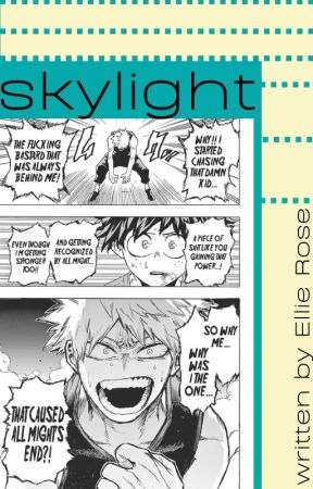 skylight|bakugo x reader by thunder_roses