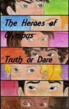 Heroes of Olympus Truth or Dare! by Kamiko1108