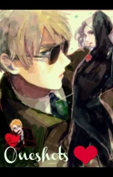 Hetalia Oneshots by SlightlyStrange
