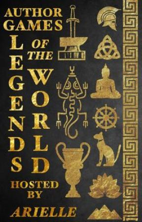 Author Games: Legends of the World by _arielle_