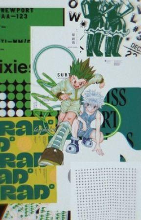 Aesthetic Anime Wallpapers Gon Green Aesthetic Anime Wallpaper Hd