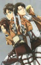 Ereri why should be canon? || Facts and Official Art by _Eren__Jaeger_