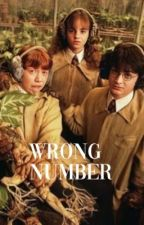 the wrong number ; mattia polibio  by -KATIEPEGO