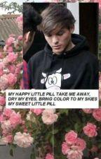 Happy Little Pill by inkedboyfriends