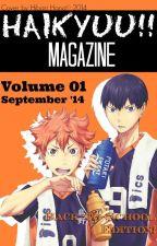 HAIKYUU!! - VOLUME 001 by HAIKYUU-Magazine