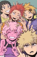 having a blast with the bakusquad by kat-chan02