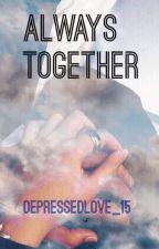 Always together ( Derek Hale love story) by Depressedlove_15