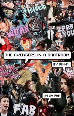 The Avengers In A Chatroom (Avengers Fanfic) - Loki Imagay