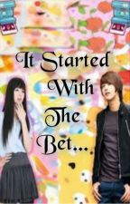 it started with the bet by MyluvsCo