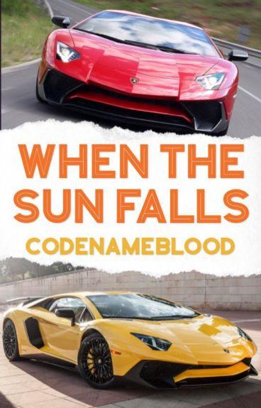 When the Sun Falls (Transformers Fic)