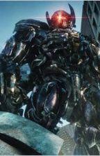 Transform (BNHA x Transformers crossover) by Mukion