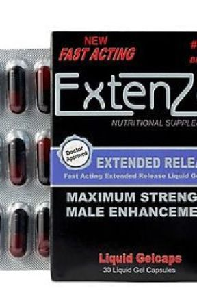 Extenze Pills by extenzepillss