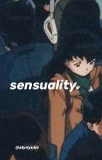 sensuality - kang minhee by elyxyuko