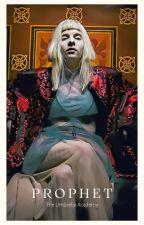 The Prophetess - Five Hargreeves X Oc, UMBRELLA ACADEMY by abluejayyyy