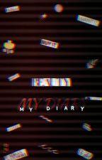 MY DIARY by -LeeYongbok_