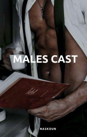 Male cast ideas  by naskoun