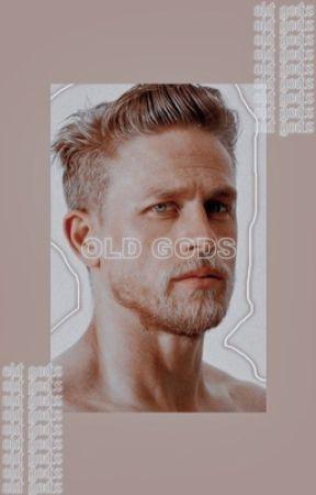 old gods, greek gods au. by WiccaLife