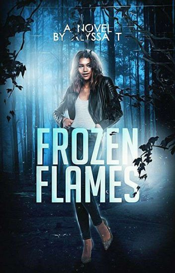Frozen Flames (Book 1 of the Flaming Series)