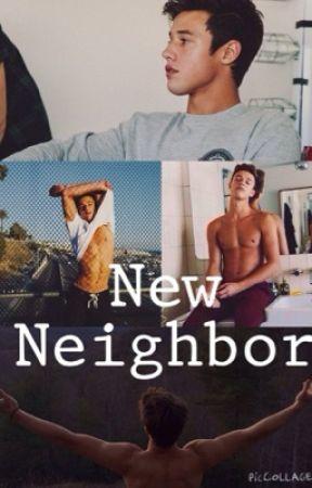 New Neighbor (Cameron Dallas Story) by xoxbdw