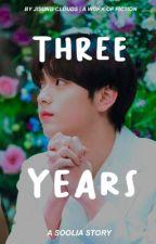 3 Years ➳ Soolia ✓ by jisung_clouds
