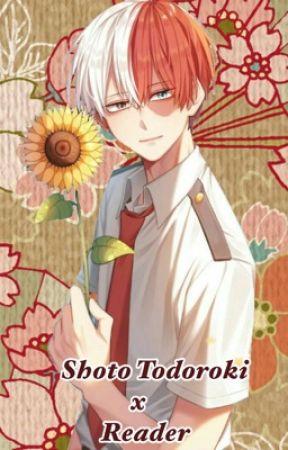 Sunflower || Shoto Todoroki x Female! Reader by Dea181