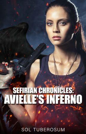 Sefirian Chronicles: Avielle's Inferno by therealestpotato
