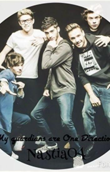 Мои опекуны One Direction