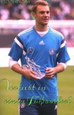 Verliebt in einen Fußballer? (Manuel Neuer FF) by OllyMursFan