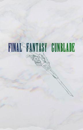 Final Fantasy Gunblade by GunjinRieper